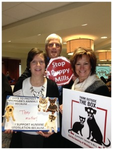 Humane Lobby Day 2015