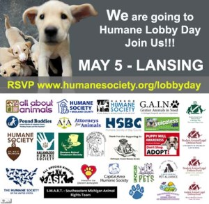 Humane Lobby Day Banner