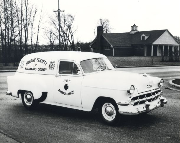 KHS Pet Ambulance, 1948